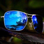 sunglasses by Maui Jim