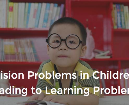 vision problems in children