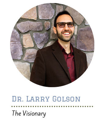 Doctor Larry Golson Envision Eyecare