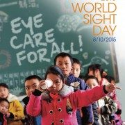 World Sight Day 2015 awareness