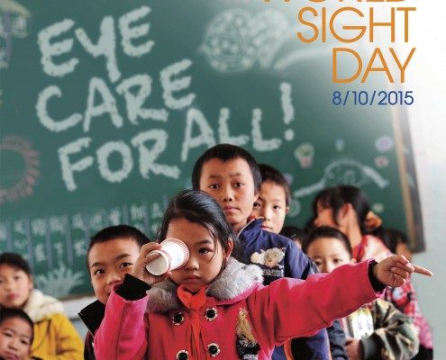 World Sight Day 2015 awareness