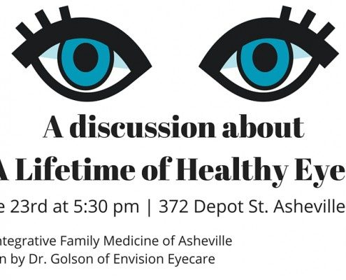 Envision Eyecare lecture event
